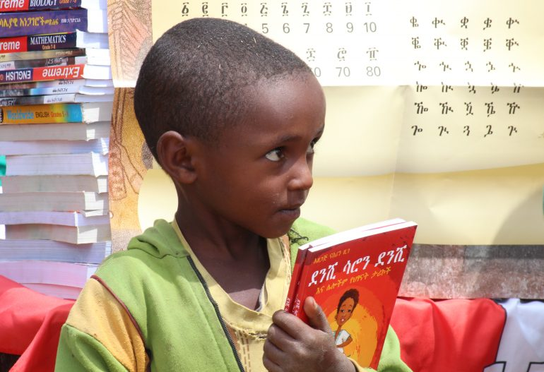 Zurück von der Projektreise nach Awassa, Äthiopien