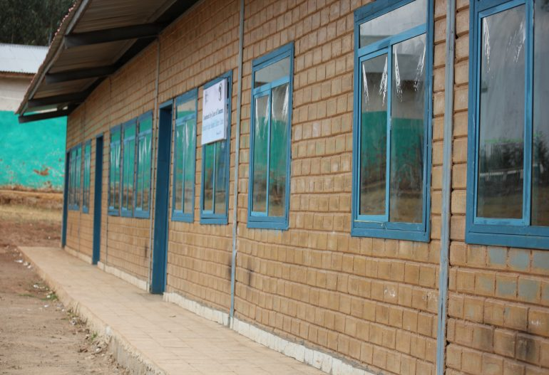Schoolconstruction in Ethiopia by EDGET – Costeffectiveness proved